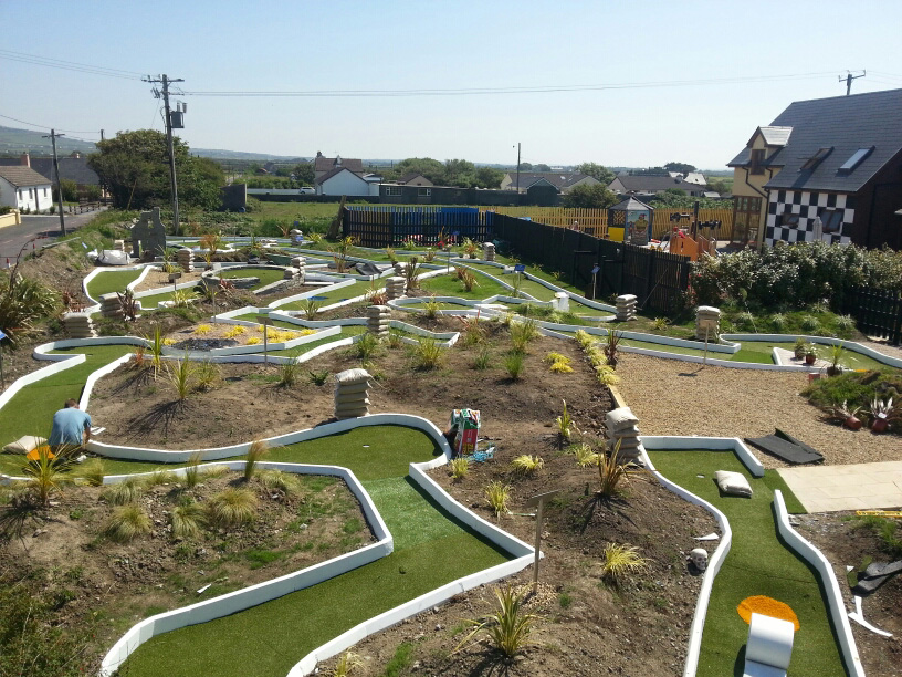 ballybunnion-crazy-golf